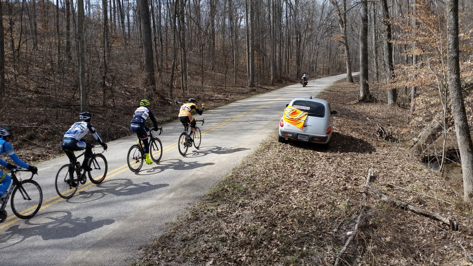 Lake Hope Bicycle Race 2015 - 3 - KD8WVX [Desktop Resolution]
