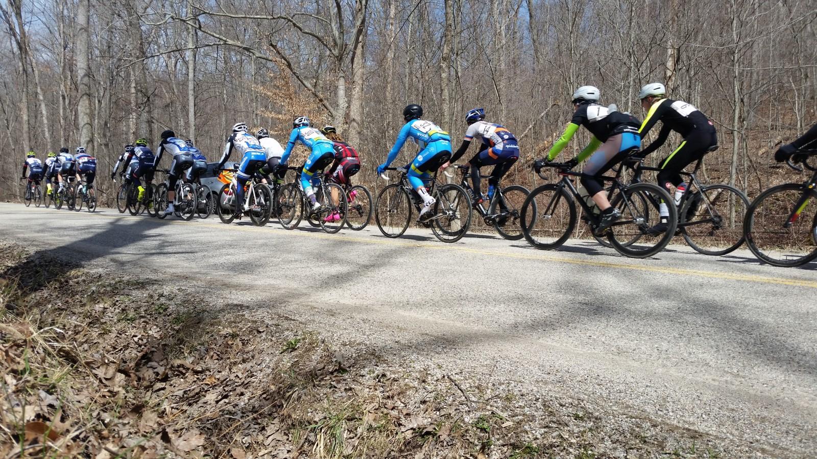Lake Hope Bicycle Race 2015 - 4 - KD8WVX [Desktop Resolution]