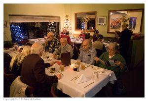 ACARA Holiday Dinner 2017 at Lui Lui