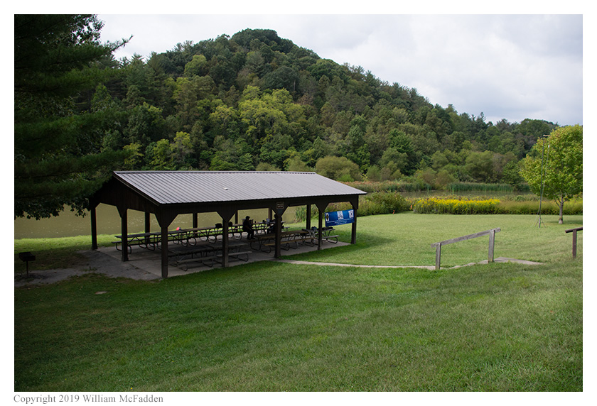 The Bulldog Picnic Shelter