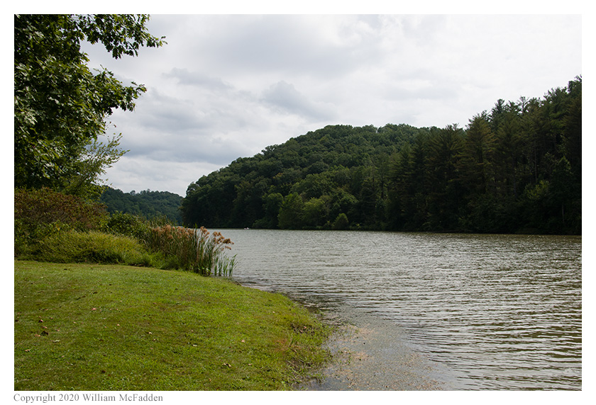 Ohio State Parks on the Air 2020 -- Dow Lake