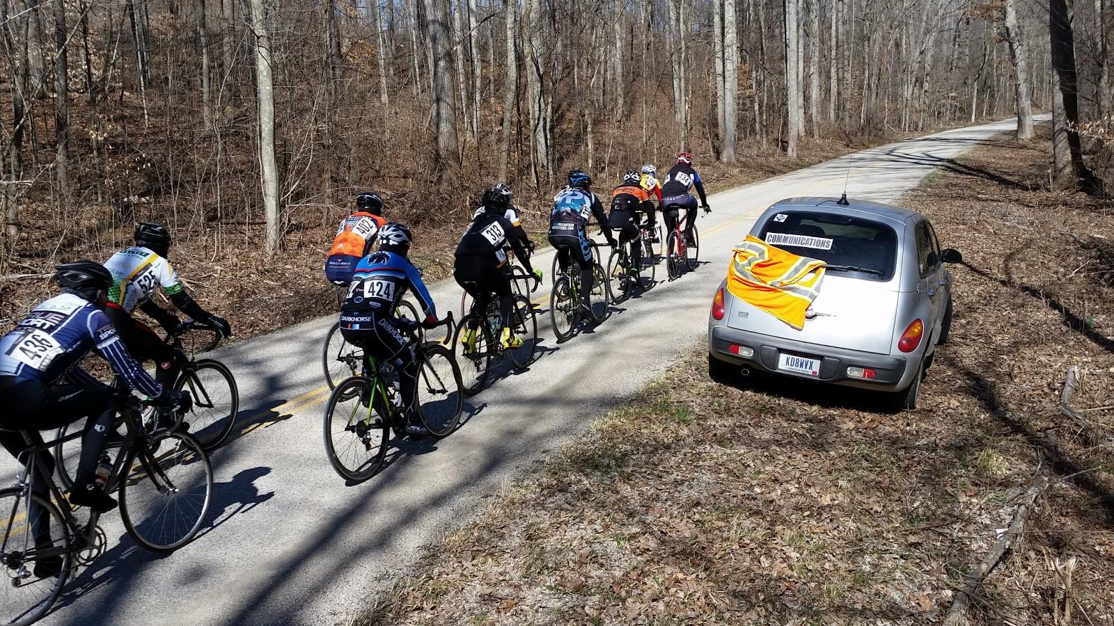 Lake Hope Bicycle Race 2015 - 5 - KD8WVX [Desktop Resolution]
